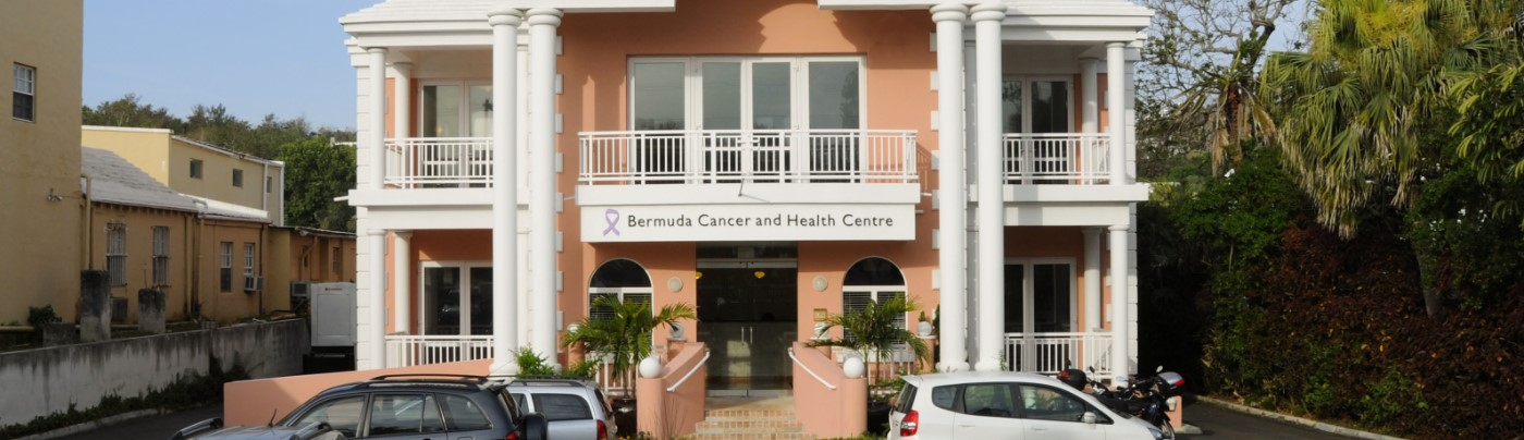 Our radiation therapy centre will be at our current location on Point Finger Road.