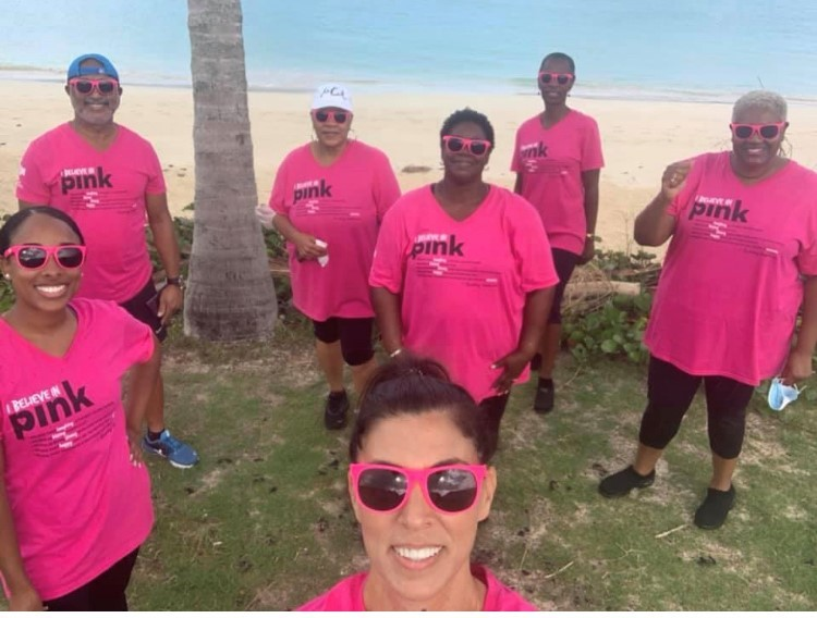 ibelieveinPINK walkers