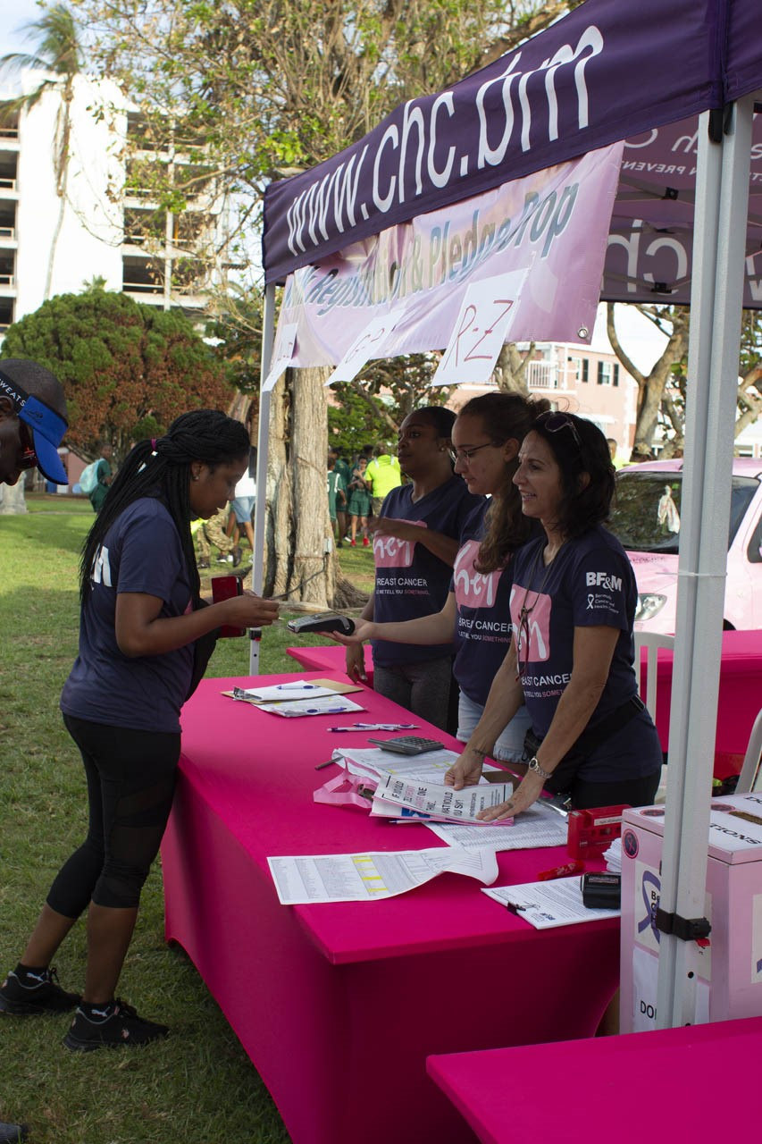 BF&M Breast Cancer Awareness Walk