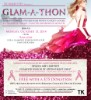 Glam-a-Thon Flyer
